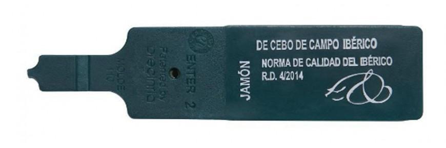 Jamón Cebo de Campo
