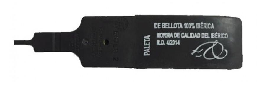 Paleta Bellota 100% Ibérica